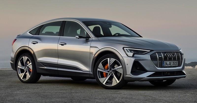 รีวิวรถ Audi E-Tron Sportback 55 Quattro S Line