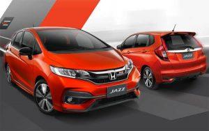 รีวิวรถ ข่าวรถใหม่ Honda Jazz GK RS+