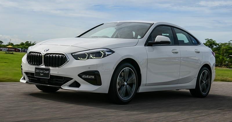 รีวิวรถ BMW 2 Series