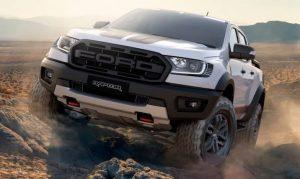 รีวิวรถ Ford Ranger Raptor X